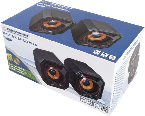 ESPERANZA EP142 TIMBA 2.0 USB STEREO SPEAKERS_1