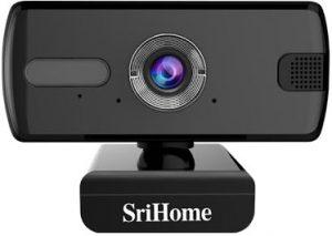 SRIHOME SH004 WEB CAMERA FULL HD 3MP
