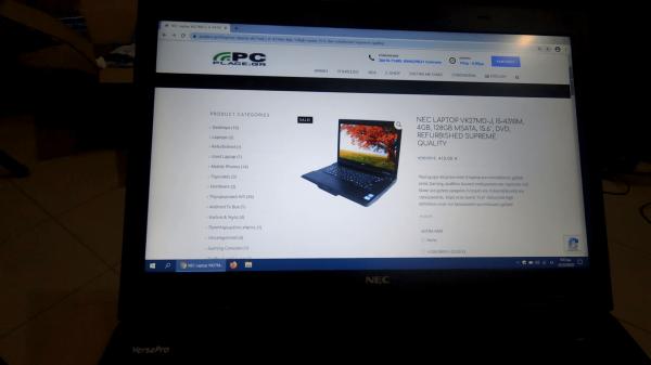 NEC Laptop VK27MD-J i5-4310M